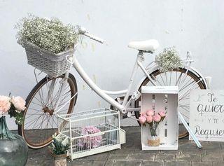 Bicicleta Bodas/Comuniones
