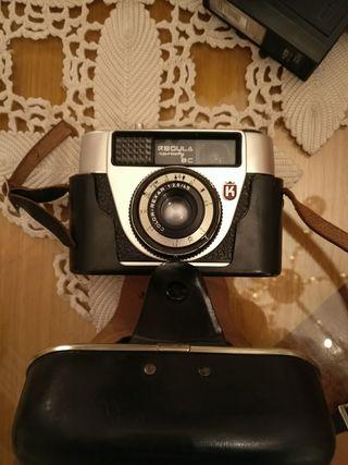 Cámara de fotos Regula Sprinty BC con Flash