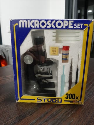 Microscopio iniciación
