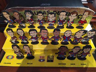Colección Jugadores del Barça