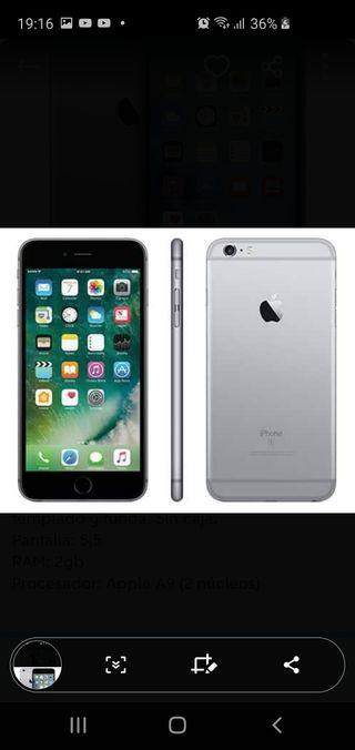 phone 6s plus , 128gb