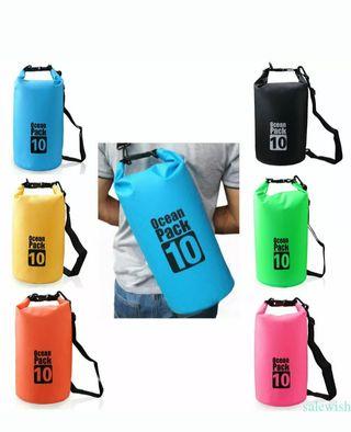 Saco Bolsa Mochila Impermeable 10 litros