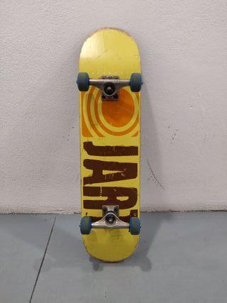 Tabla de skate JART sin uso