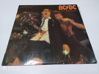 lp vinilo AC/DC