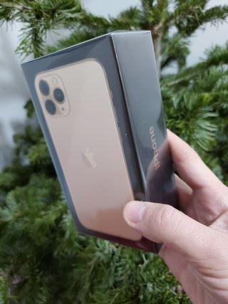 IPHONE 11 PRO ORO 64 GB NUEVO SIN ABRIR PRECINTADO