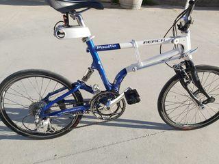 Bicicleta plegable Pacific IF Reach LX