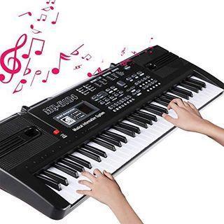Nuevo teclado eléctronico