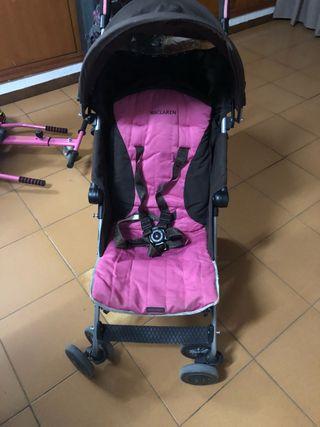 Carro bebé Mc Laren
