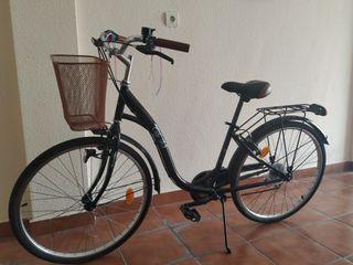 Bicicleta Paseo marchas