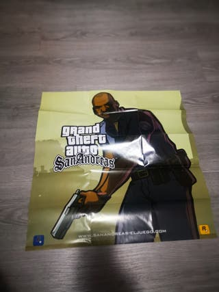 PC grand theft auto San Andreas