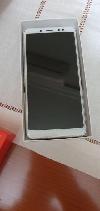 Xiaomi redmi note 5 , 4 ram y 64gb