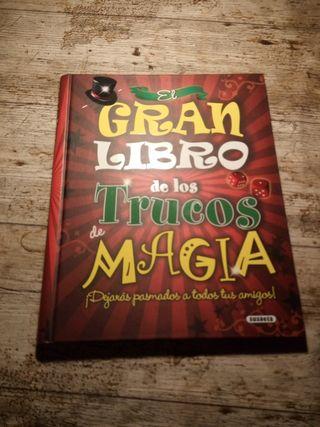 Gran libro de los trucos de magia