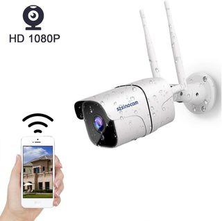 Cámara de Vigilancia WiFi Exterior 1080P