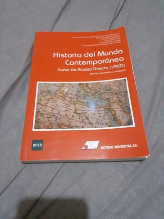 Historia del Mundo Contemporáneo Curso Acceso UNED