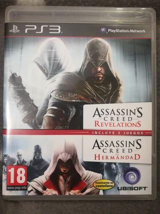 Juego Assassins Creed ps3