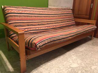 Sofà-llit [Futon]