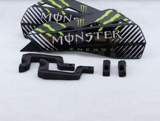 Cubremanetas quad monster