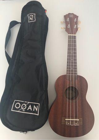 OQAN Ukulele + case + 3 year warranty
