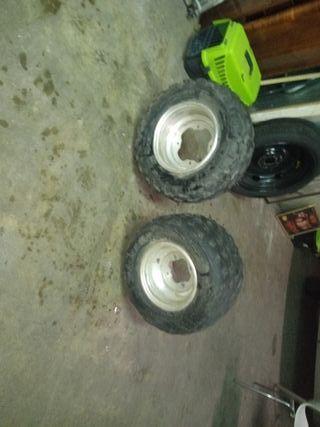 ruedas de quad