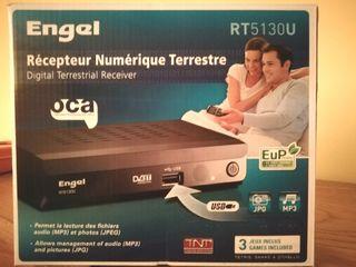 Receptor TDT Televisión Digital Terrestre+USB