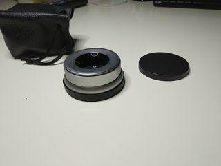 Digital Telephoto 2.0×AF Precision Optics