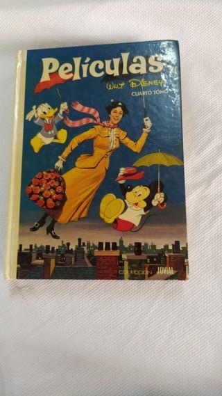 libro peliculas disney