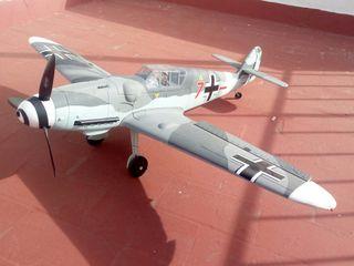avion aeromodelo