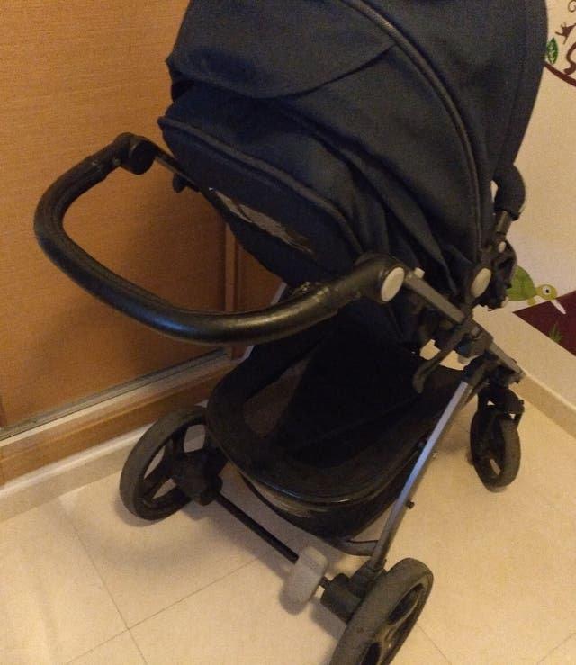 Skyline Playxtrem dúo silla de paseo