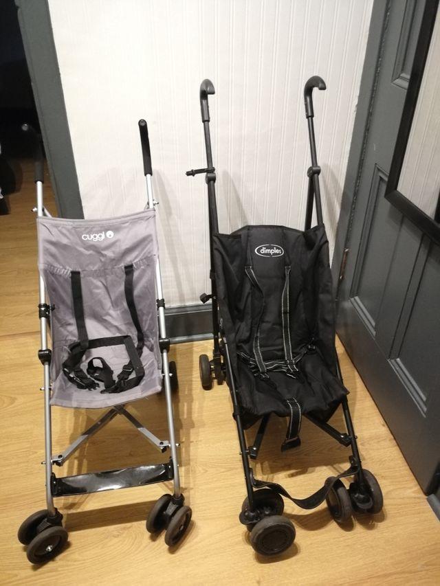 Cuggl Birch Stroller - Grey