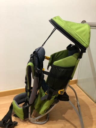 Mochila porta-bebé para senderismo