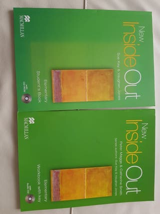 libros ingles New Inside Out.