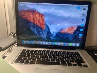 Cambio MacBook Pro 15 por MacBook Pro 13