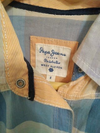 Camisa Pepe Jeans chica