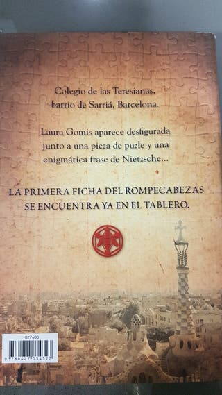 Libro Lo que la ciudad esconde