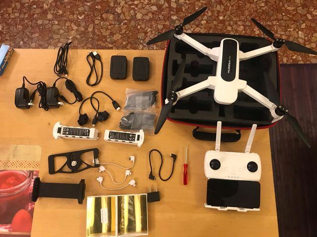 DRONE HUBSAN ZINO 4K
