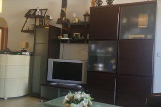 mobiliario vivienda salón moderno y dormitorios
