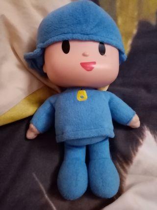 muñeco pocoyo