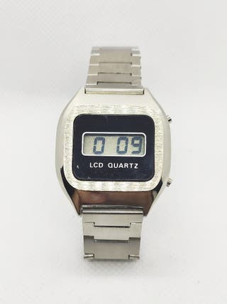 Reloj Digital Carlson (prototype) 1983