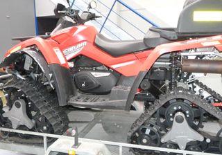 Quad con Orugas BRP 800