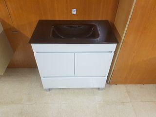Mueble de baño 80x45 Z016CH