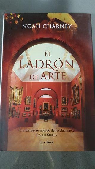 Libro El ladrón de arte