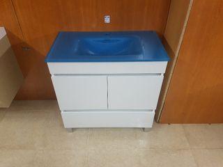 Mueble de baño 80x45 Z016TU