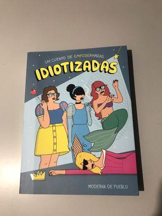 Libro idiotizadas. Moderna de pueblo