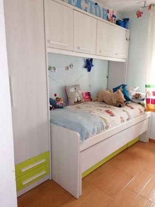 Dormitorio Juvenil madera (Córdoba)