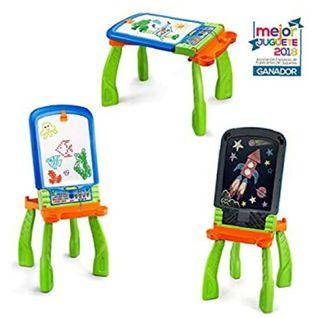 Pizarra interactiva niños 3 en 1