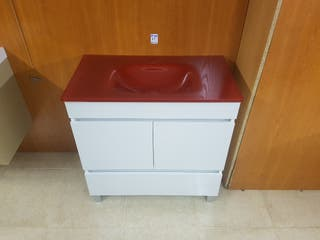 Mueble de baño 80x45 Z016RO