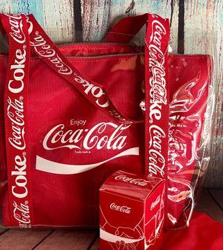 Bolso original Coca Cola edición limitada original