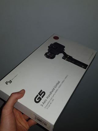 gimbal / estabilizador GoPro feiyu G5