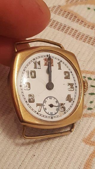 Reloj antiguo muy raro