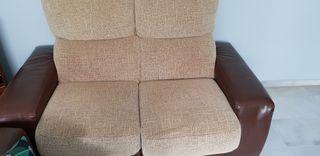 juego de sofa 2 plazas y3plazas